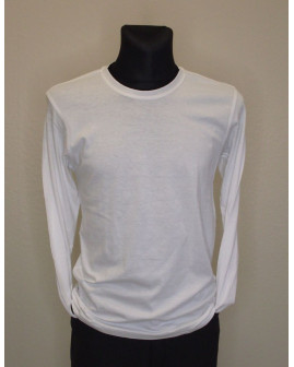 Tričko Identic biele, veľ.48/50