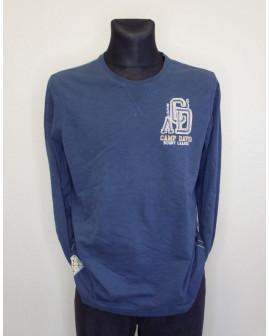 Tričko Camp David modré, veľ.L