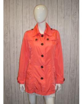 Kabátik Benotti oranžový, veľ.38