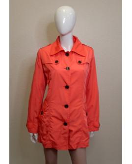 Kabátik Gina Benotti oranžový, veľ.42