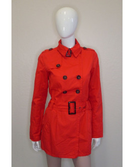 Kabátik NKD červený, veľ.36