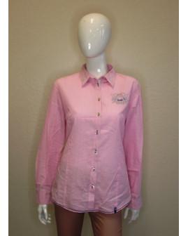 Košeľa ružová, veľ.44