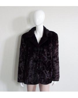 Kabátik Gelco čierny, veľ.50