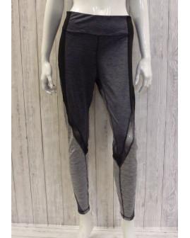 Športové nohavice Ergee dámske sivo-čierne, veľ.XL