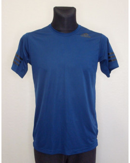 Tričko Adidas tmavomodré, veľ.M