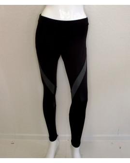 Cyklo nohavice dámske čierne, veľ.M