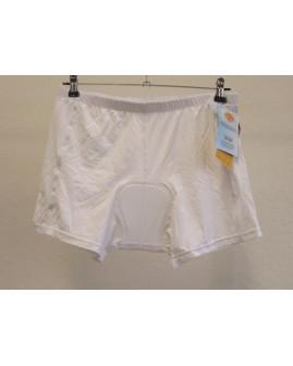 Cyklo prádlo Toptex pánske biele, veľ.L