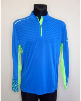 Tričko Mizuno modré, veľ.L