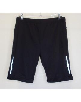 Športové šortky pánske čierne, veľ.L