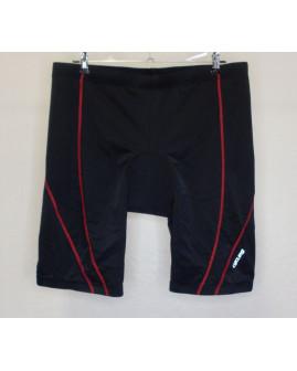 Cyklistické šortky Crivit pánske čierne, veľ.XL