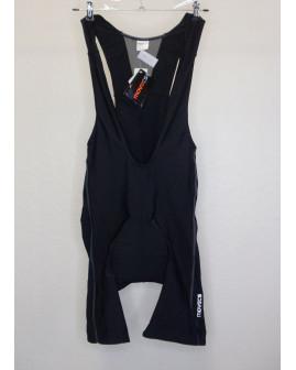 Cyklistické šortky pánske čierne, veľ.XL