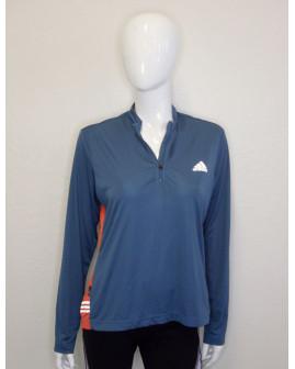 Tričko Adidas modré, veľ.42