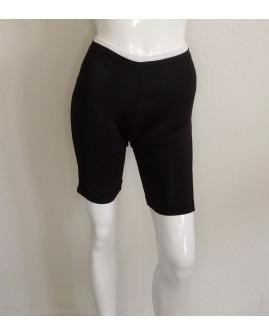 Cyklistické šortky dámske čierne, veľ.XS