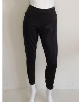 Cyklistické termo nohavice Active dámske čierne, veľ.M