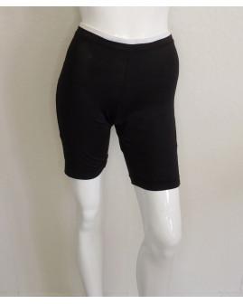 Cyklistické šortky Crane dámske čierne, veľ.36