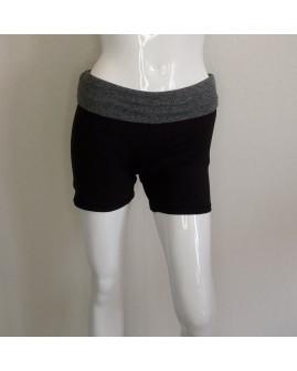 Športové šortky H&M dámske čierne, veľ.M