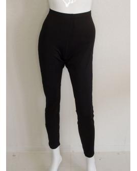 Cyklistické nohavice Crane dámske čierne, veľ.54