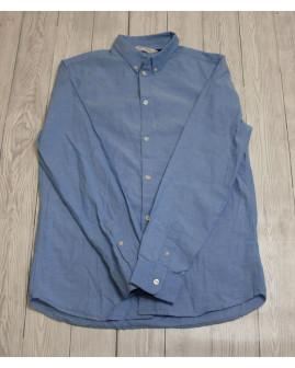 Košeľa H&M modrá, veľ.170
