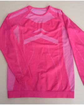 Funkčné tričko ružové, veľ.158/164