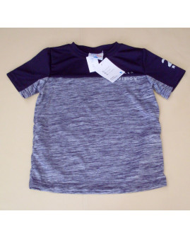 Tričko Topolino modré melírované, veľ.104