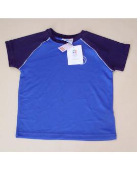 Tričko Topolino modré, veľ.98