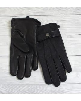 Pánske rukavice Livergy čierne
