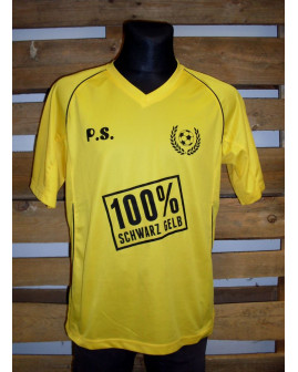 Pánsky dres žltý, veľ.L