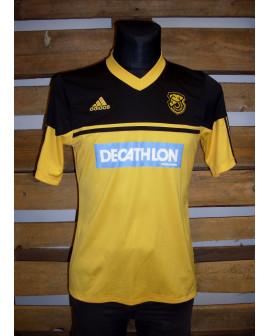 Pánsky dres Adidas žltý, veľ.M