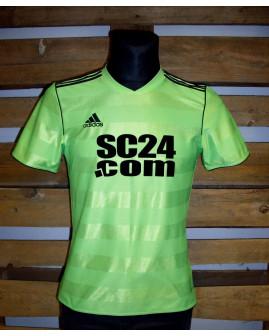 Dámsky dres Adidas zelený, veľ.S