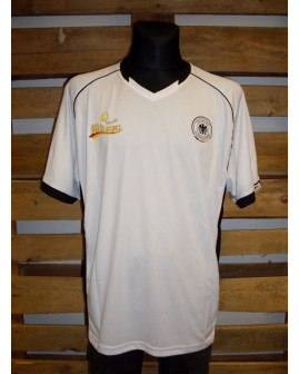 Pánsky dres biely s podpismi hráčov, veľ.XL/XXL