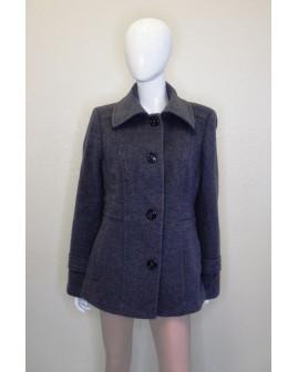 Kabát s´Oliver sivý, veľ.42