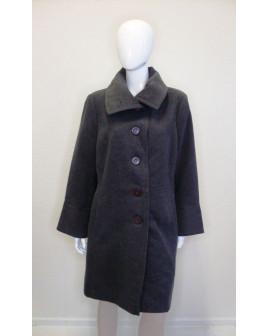 Kabát Couture Line sivý, veľ.46