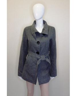 Kabát Only sivý, veľ.L