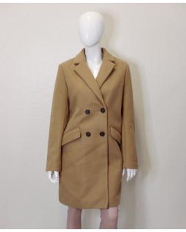 Kabát Clockhouse hnedý, veľ.38
