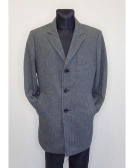 Kabát Canda sivý, veľ.48