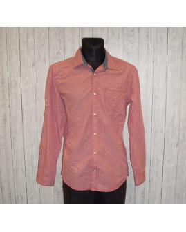 Košeľa s´Oliver červená, veľ.L