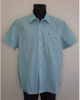 Košeľa Westbury zelená s drobným vzorom, veľ.43/44