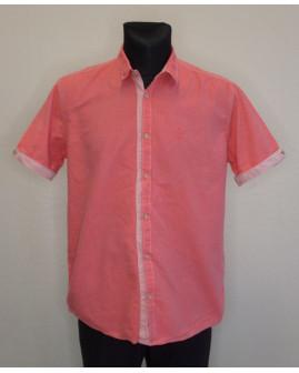 Košeľa Tom Tailor ružová, veľ.L