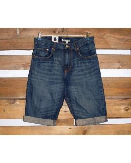 Šortky H&M rifľové modré, veľ.170