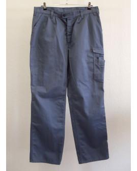 Montérkové nohavice sivé, veľ.52