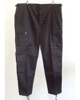 Montérkové nohavice McAllister čierne, veľ.XL