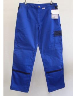 Montérkové nohavice modré, veľ.52