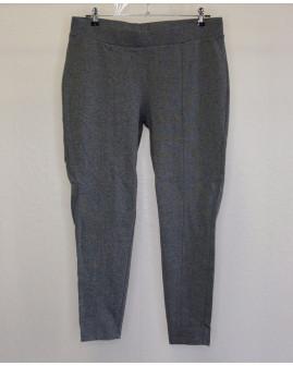 Nohavice elastické sivé, veľ.L