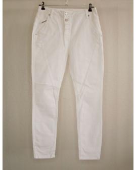 Nohavice Opus biele, veľ.36
