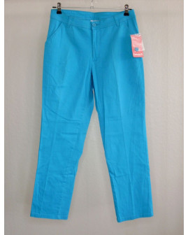 Nohavice Laura T. modré, veľ.38