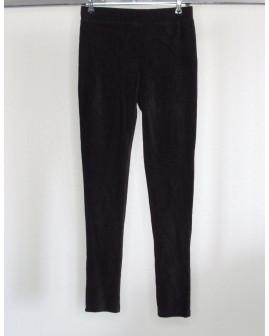 Elastické nohavice Gina Benotti čierne menčestrové, veľ.36