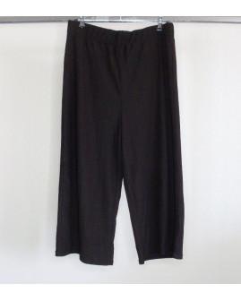 7/8 letné nohavice Gina Benotti čierne, veľ.44
