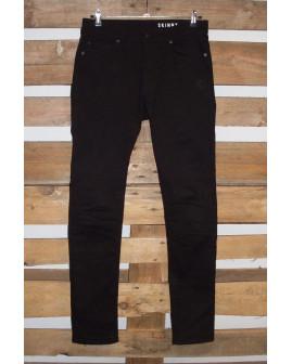 Nohavice H&M čierne, veľ.30