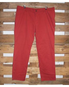 Nohavice Bexleys červené, veľ.29