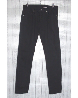 Nohavice H&M čierne, veľ.33